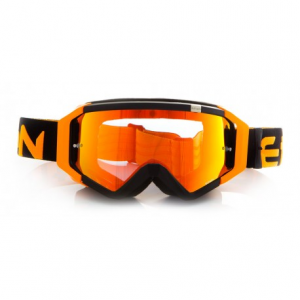 OCCHIALI CROSS ETHEN ZEROCINQUE MX0511 BLACK ORANGE FLUO MODELLO TOP