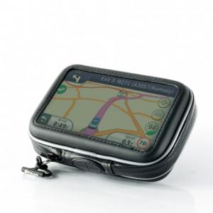 CUSTODIA PER GPS MOTO CON SISTEMA DI AGGANCIO MIDLAND MK-GPS 43, COD C1097