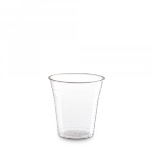 Bicchieri biodegradabili 160ml - PLA