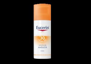 EUCERIN FLUIDO PROTETTIVO SOLARE 30 - AZIONE ANTI-ETA'