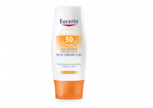 EUCERIN SUN ALLERGY GEL PROTEZIONE 50 - PELLE INCLINE ALLE ALLERGIE SOLARI