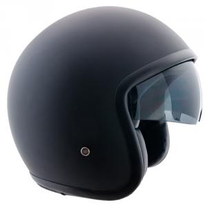 CGM 133A VINTAGE Jet Helmet - Black