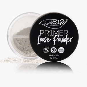PRIMER IN POLVERE LOOSE POWDER - Purobio Cosmetics