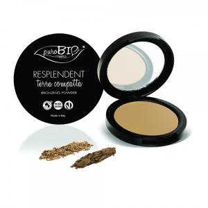 TERRA ABBRONZANTE RESPLENDENT MAT - Purobio Cosmetics