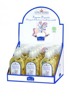 Sapone Liquido Linea Bimbi - Helan