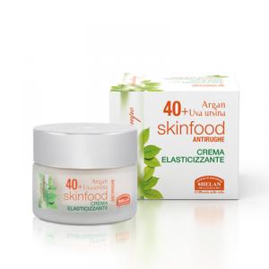 Crema viso elasticizzante Skinfood 40+ - Helan
