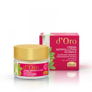 D'Oro Crema viso AntiPollution Globale 50ml - Helan