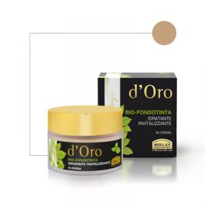 D'Oro Bio-Fondotinta Idratante 30ml - Helan
