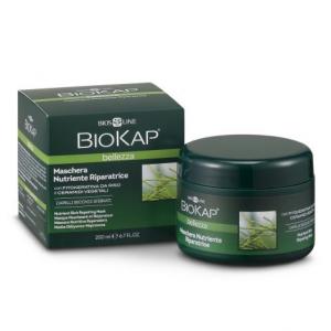 Maschera Nutriente Riparatrice Biokap 200ml - Biosline