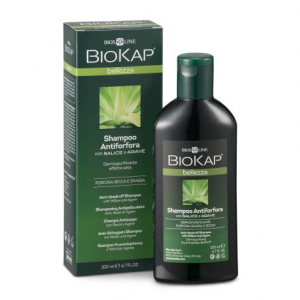 Shampoo Antiforfora Biokap 200ml - Biosline