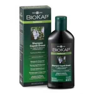 Shampoo Capelli Grassi Biokap 200ml - Biosline