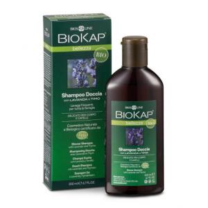 Shampoo Doccia certificato Eco-Biologico Biokap 200ml - Biosline