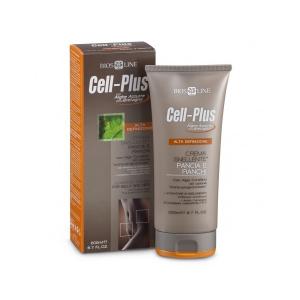 Cell-Plus Crema Snellente Pancia e Fianchi 200ml - Biosline