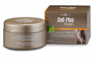 Cell-Plus Snellente Notte 300ml - Biosline