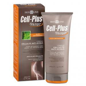 Cell-Plus Crema Cellulite Anti-Acqua 200ml - Biosline