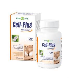 Cell-Plus UP Integratore 90 capsule - Biosline