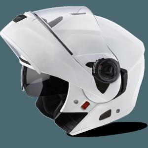 CASCO MOTO AIROH MODULARE RIDES COLOR WHITE GLOSS RD14