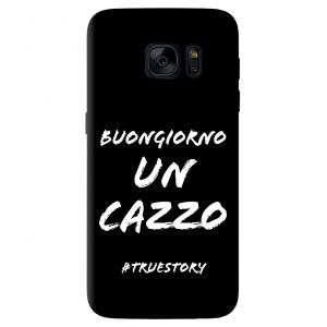 BUONGIORNO UN CAZZO cover per Samsung Galaxy vari modelli