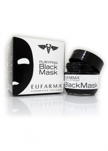 EUFARMA- BLACK MASK ANTI-IMPURITà