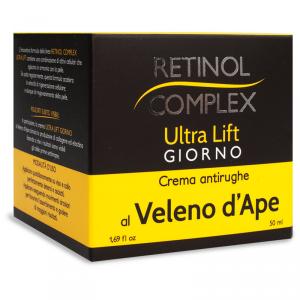 RETINOL COMPLEX- CREMA ANTIRUGHE VELENO D'APE