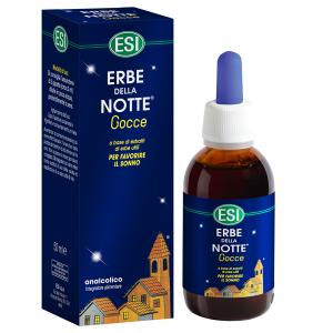 Erbe della Notte gocce analcoliche 50ml - Esi