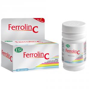 Ferrolin C 30 naturcaps - Esi