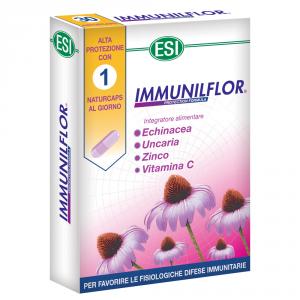 Immunilflor naturcaps 30 naturcaps - Esi