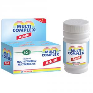 Multicomplex Adulti 30 compresse - Esi