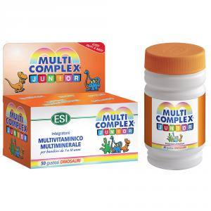 Multicomplex Junior 50 dinosauri masticabili - Esi