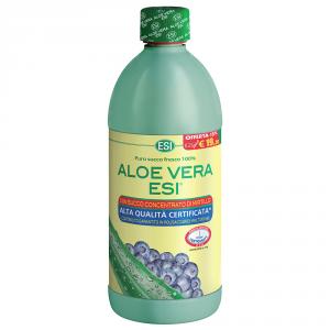Aloe Vera Succo con Mirtillo 1lt - Esi