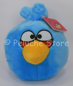 Angry Birds Blue peluche 25 cm velluto supersoft Originale