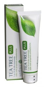 TEA TREE PLUS Pomata antibatterica - Naturetica
