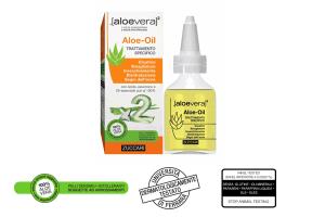 Aloe Oil - Aloevera ZUCCARI