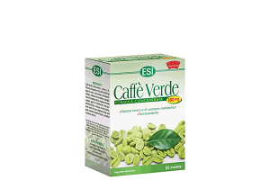 Antioxidant and Weight Control Supplement - Caffè Verde 500 mg