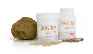 Zeolite: Removes heavy metals and Toxins-Anti-Aging, capable of improving mental performance and sports