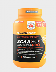 NAMED SPORT BCAA 4:1:1 EXTREME PRO 110 TABLETS