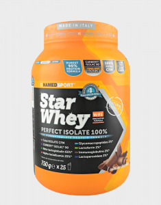 NAMED SPORT STAR WHEY 750 gr  CHOCOLATE