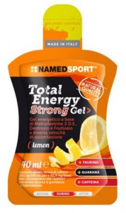 NAMED SPORT TOTAL ENERGY STRONG GEL 40 ml