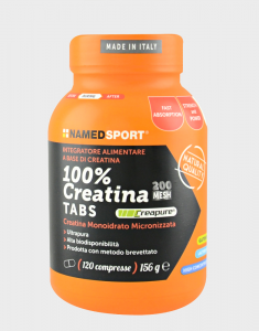 NAMED SPORT 100% CREATINE 120 TABS