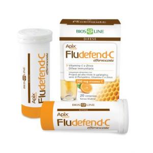 APIX PROPOLI Fludefend C Effervescente - Biosline