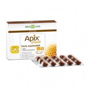 APIX PROPOLI Perle Masticabili - Biosline