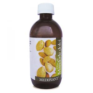 Olio di mandorle dolci puro 250ml - Mediplant