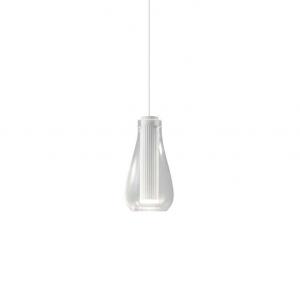 RIGATTO lampada sospensione  bianca