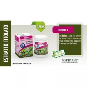 Rhodiola 50 capsule da 540mg  - Mediplant