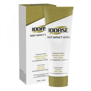 IODASE DEEP IMPACT ULTRA - CREMA RIMODELLANTE TOTAL BODY