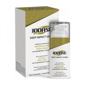 IODASE DEEP IMPACT ULTRA - SIERO RIMODELLANTE TOTAL BODY