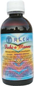 Sciroppo per il transito intestinale Fichi e Manna - Alch