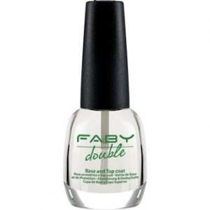 Double base e top coat - Faby