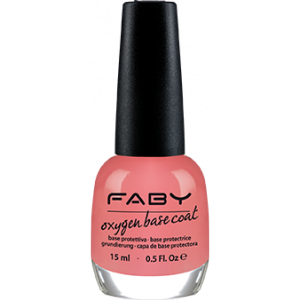 Oxigen Base Coat - Faby