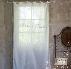 Tende e boutis habby chic Blanc Mariclo, Chez Moi e Angelica | Follie